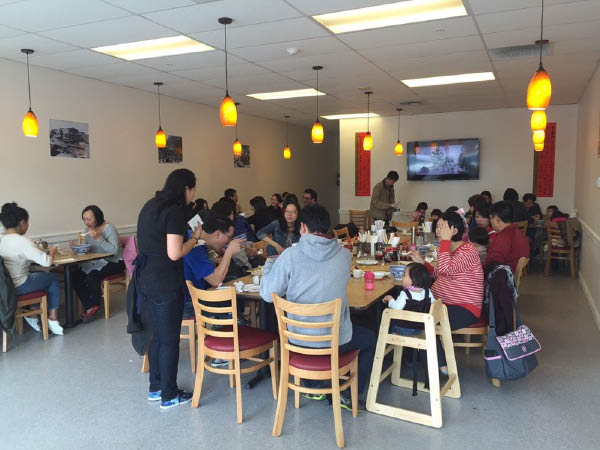 China Dumpling & Noodle House in Everett, WA - authentic Chinese food