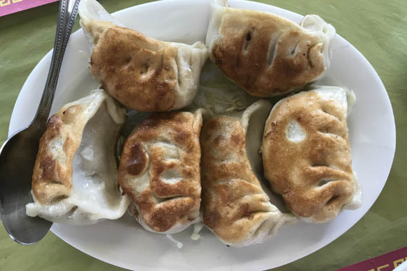 Savory Pot Stickers in Vallejo, CA