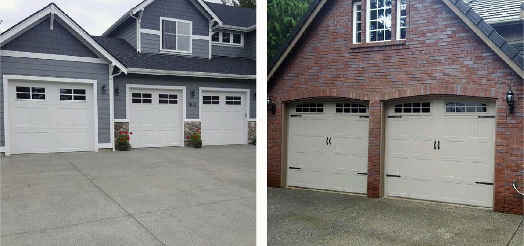 Chinook Enterprises Garage Doors, Inc.   Spanaway, WA   Garage Doors In  Pierce
