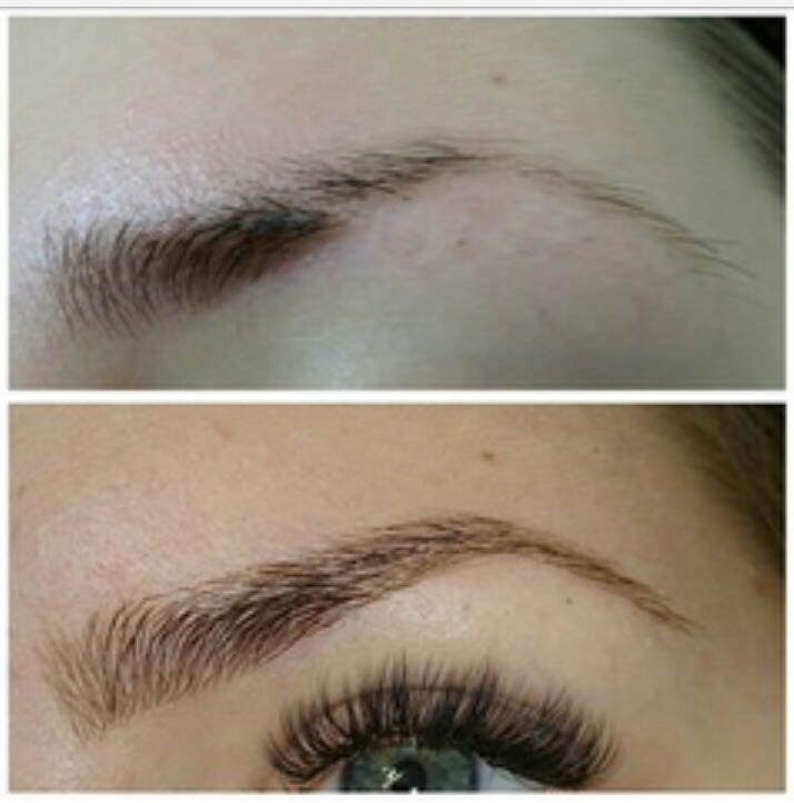 Chique Lash and Brow - Lake Stevens, WA - eyebrow tinting - eyebrow shaping - eyebrow fills