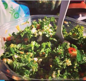 Healthy lunch ideas near Covina