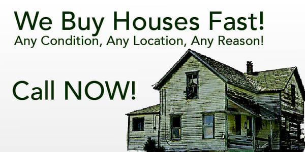 We buy houses fast! - Any condition - any location - any reason - Chris Barrett, Realtor - real estate