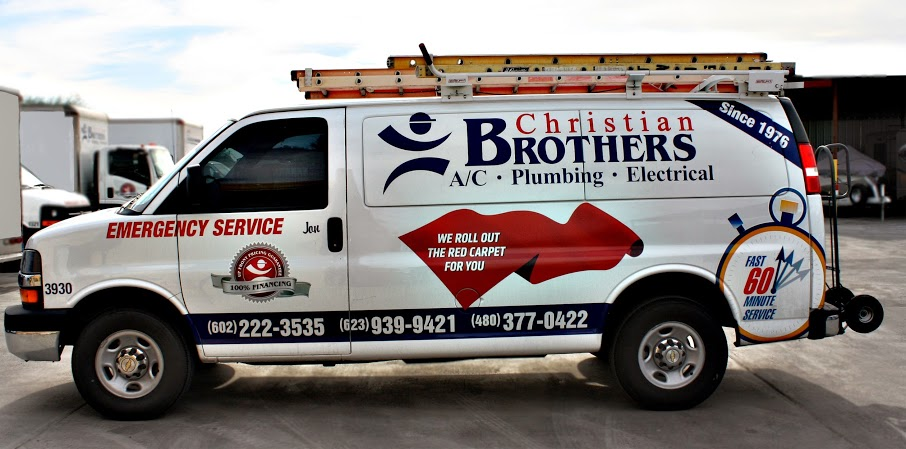 Christian Brothers Plumbing, Heating, & Air Conditioning, Phoenix AZ, Air Conditioning Repair