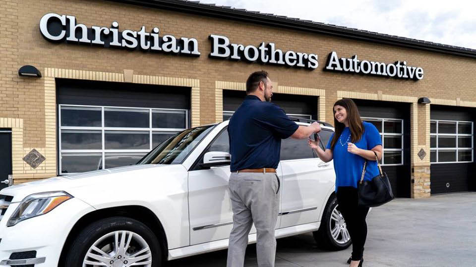 Christian Brothers Automotive in Windsor
