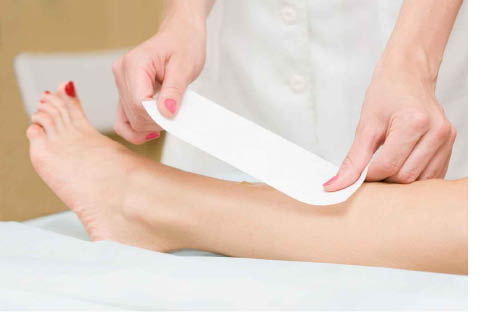 Waxing available at Chroma Nails in Mine Hill NJ