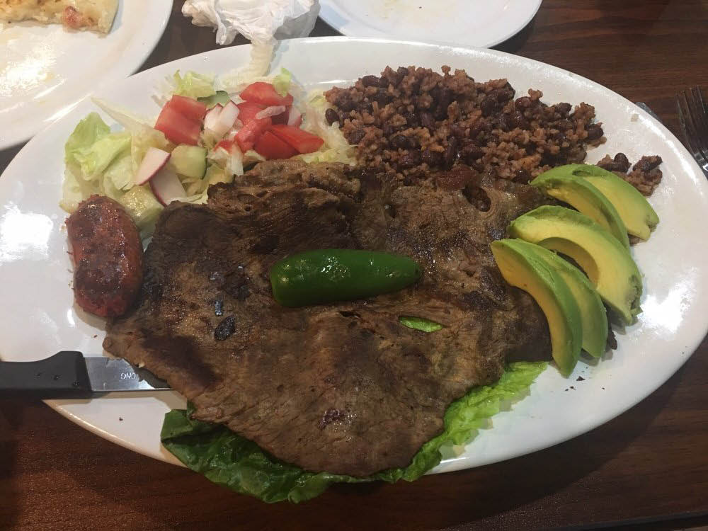 Salvadarian food near Pleasant Hill, CA
