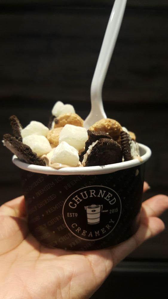 Ice cream shops near West Hills, CA