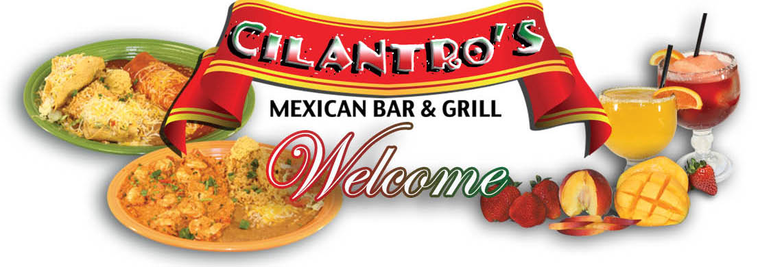 Cilantro's Mexican Bar & Grill in Omaha, NE banner ad