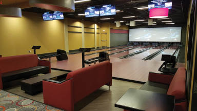 Circle Bowl & Entertainment Party Room in Ledgewood NJ