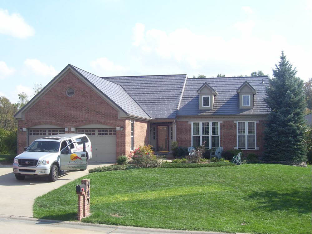 picture of Classic Metal Roofing Country Manor Classic Metal Roofing oxford shingle