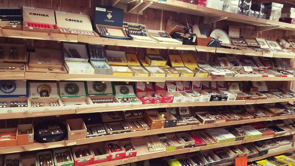 Classic Tobacco in Rancho Palos Verdes, CA - tobacco shops near me - smoke shops near me - large selection of cigars - cigarettes - cigarette cartons