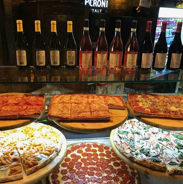 food and wine near Midtown
