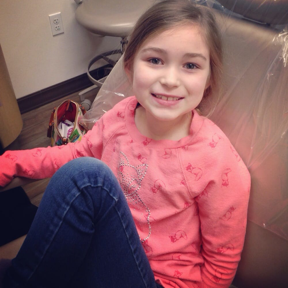Clearview Dental Center - happy patient - children's dentistry - gentle dentistry - Snohomish, WA dentists - dental office in Snohomish, WA