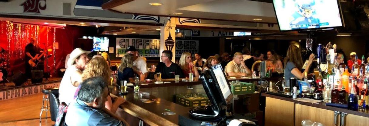 Cliffhanger Sports Bar & Restaurant in Lynnwood, WA banner image