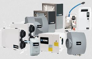 York Ventilator Systems sold at Cliff's Heating & Air in Schererville, In.