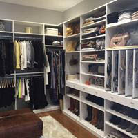 Enjoy the benefits of organization! For over three decades, Closet Factory has been creating custom storage solutions for the entire home.