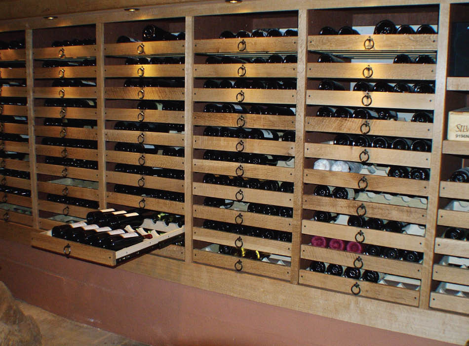 Wine Storage solutions in Sonoma, CA
