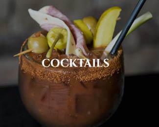 Cocktails-soft-drinks