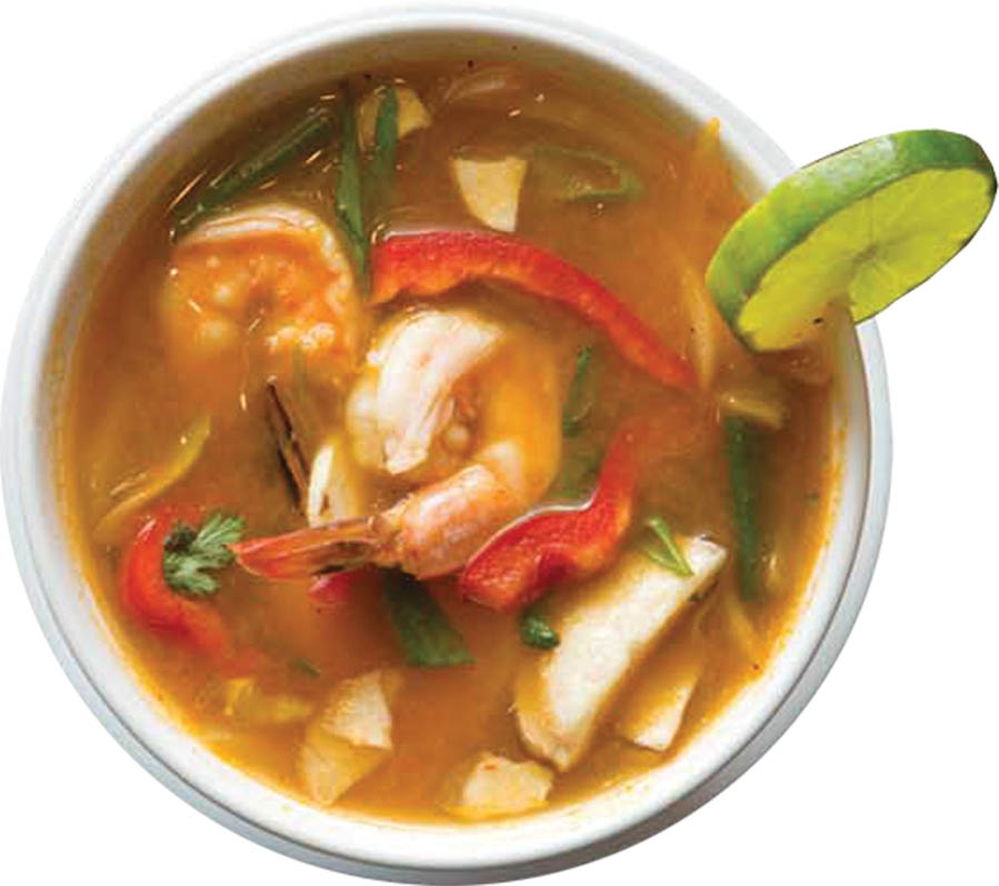 Sweet and sour Shrimp soup entrée discounts in Brooklyn