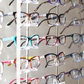 Glasses frames near Columbia University