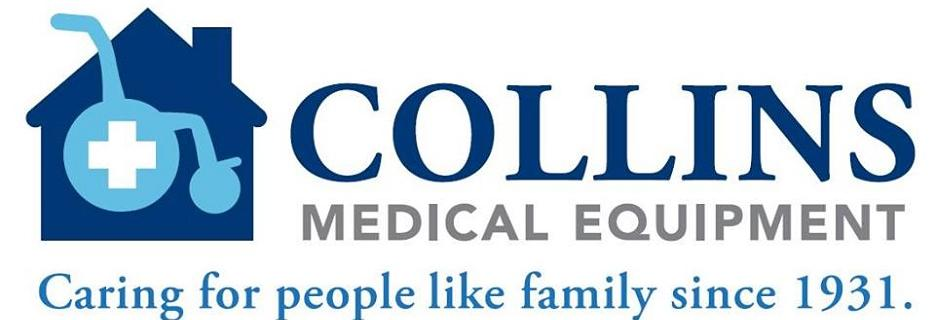 Collins Medical Equipment banner Fairfield, CT