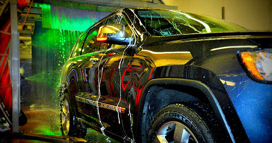 Visit Colonial Car Wash in Houston, TX for a clean machine