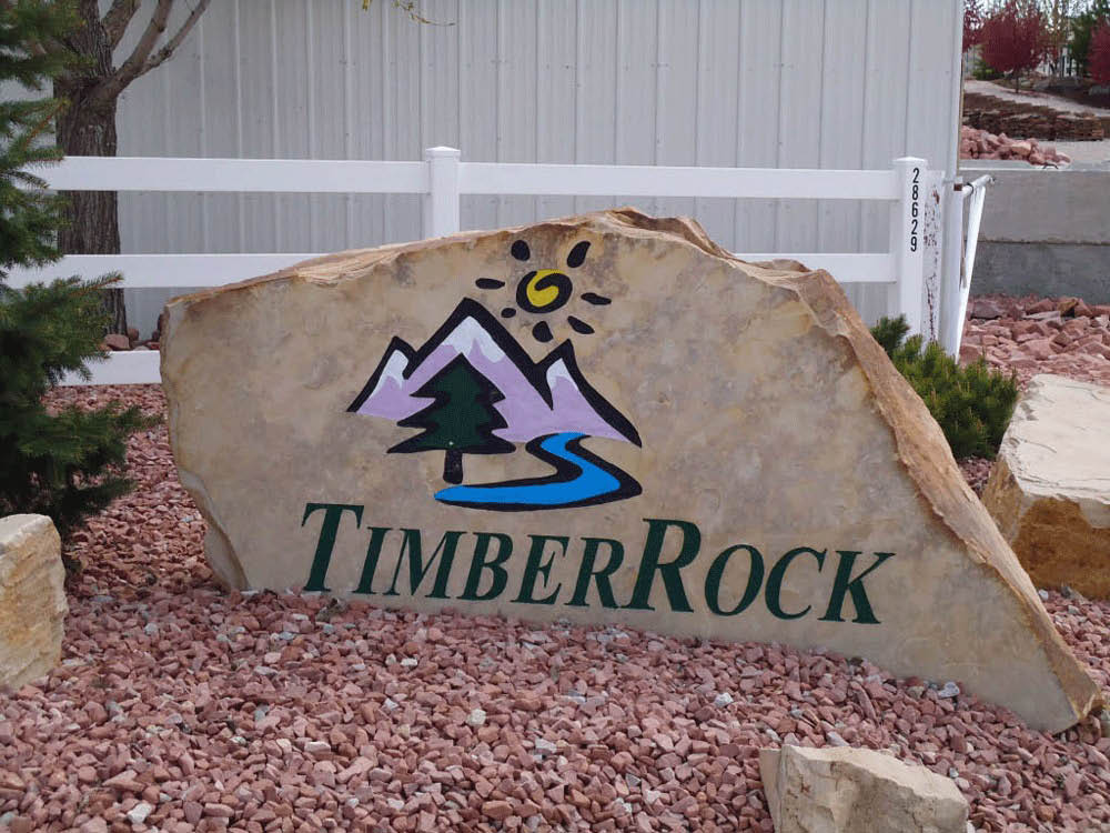 TimberRock Landscape Center in Windsor Colorado, Serving all of Northern Colorado.