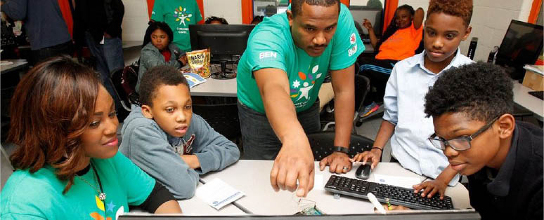 This Comcast Cares Day, we are celebrating 17 years of making change happen and surpassing the milestone of engaging our one millionth volunteer