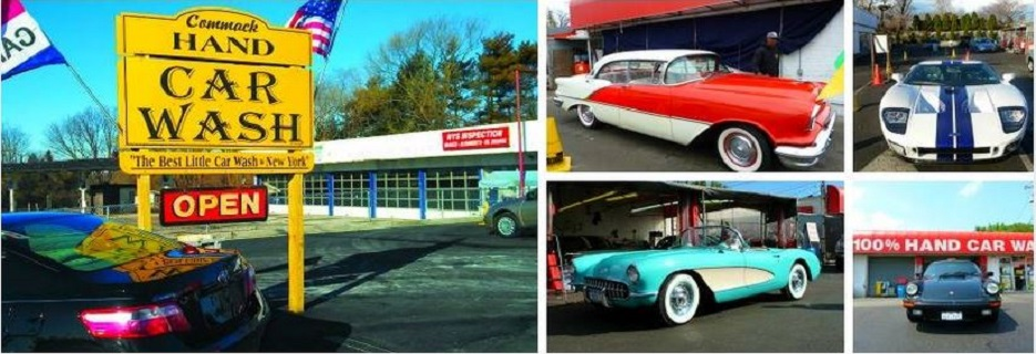 Commack Hand Car Wash In New York