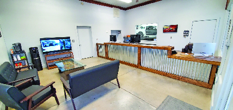 Complete Auto Works in Kyle, TX interior