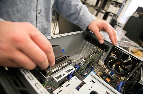 Desktop computer repair - Wireless Connect - Shoreline, WA - Go Fix Wireless - we repair broken desktop computers