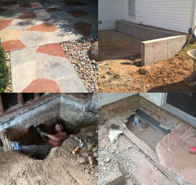 We solve all kinds of concrete problems