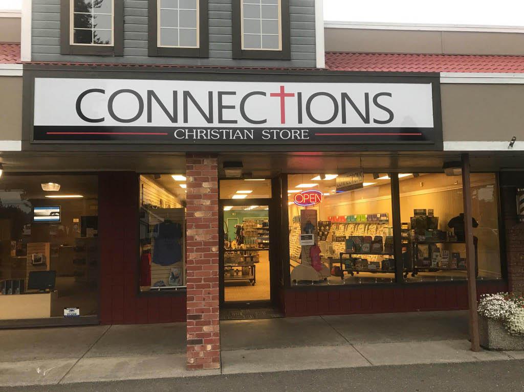 Christ, Christian, store, Lynden