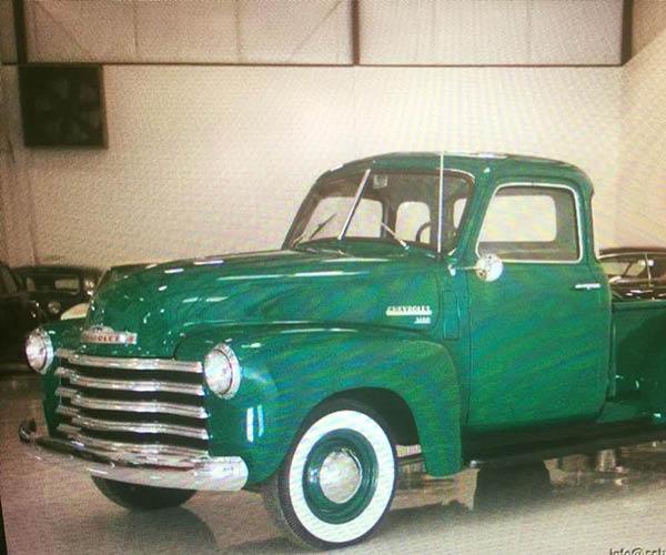 1950s truck