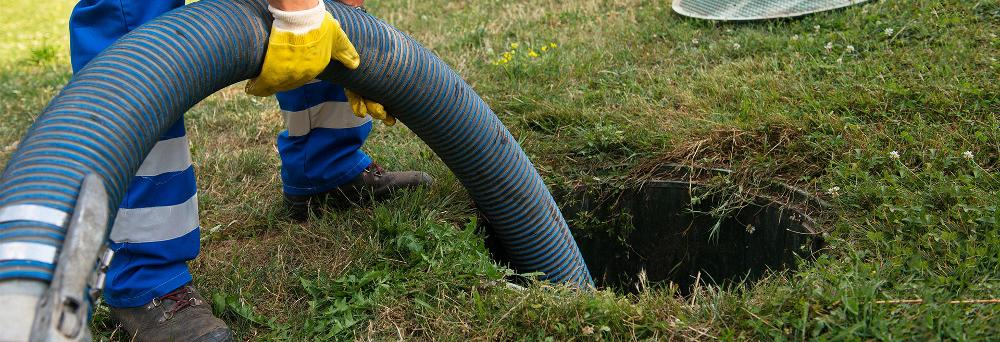 Septic Cleaning from D. Lovenberg's Septic Division in Byram, NJ