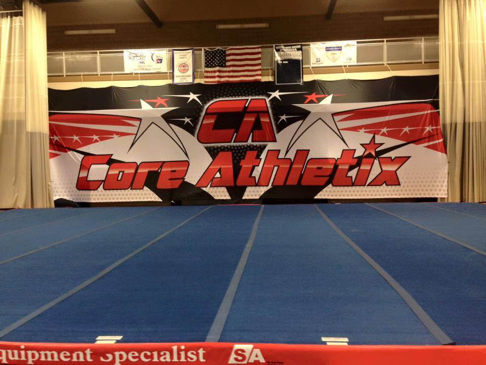 Core Athletix Rochester, Rochester Cheerleading, High School Cheerleading, Kid's Tumbling
