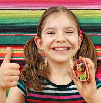 Kids eat free - children ages 10 and under eat free with $20 purchase at Corona's Taqueria y Mas Mexican Restaurant in Olympia, WA - Olympia Mexican food near me - Olympia Mexican dining near me