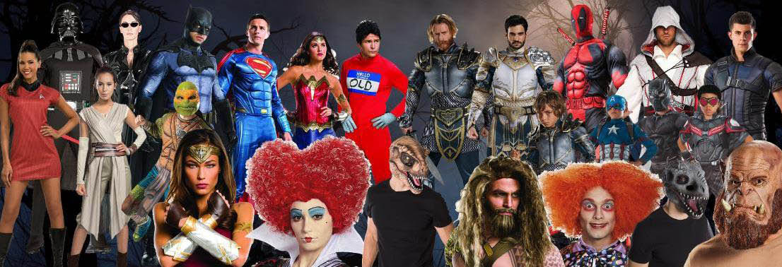 Adult Halloween Costumes in Lake Forest| Costume Castle