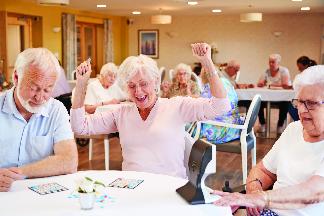 cottingham the retirement community logo activities cincinnati ohio