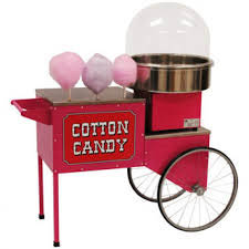 Cotton candy machine near Wappingers Falls