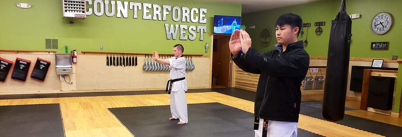 Counterforce Taekwondo West Seattle banner image - Seattle, WA