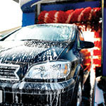 Country Club Car Wash coupon brand new car salt buildup Fairport and Victor NY