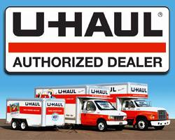 Courtesy Automotive & Tire in Monroe is an authorized U-Haul dealer