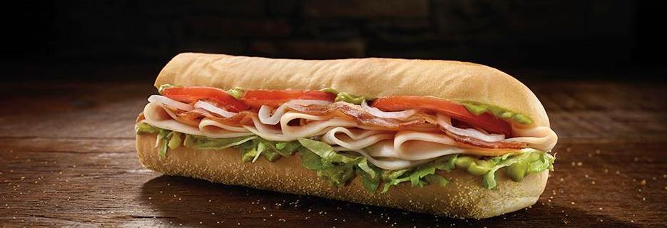 Cousins Subs Sandwiches in Thiensville, Milwaukee, Brown Deer, Germantown, WI, Banner