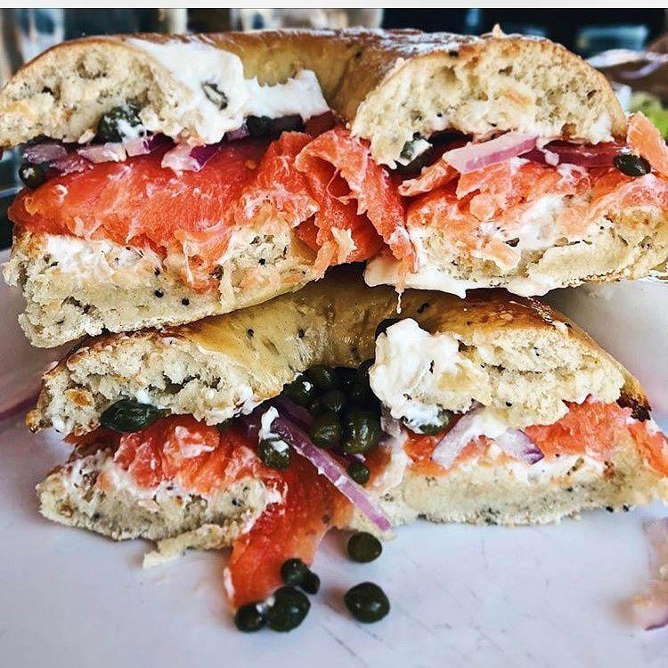Bruchelle's Bagel Bistro - restaurant in Covington, WA - bagels - sandwiches