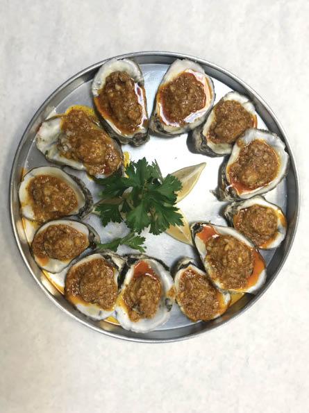 Crafty Crab seafood boil