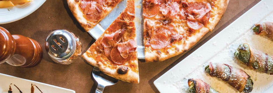 Cravings Stone Fired Pizza and Pasta in Livermore, CA banner ad