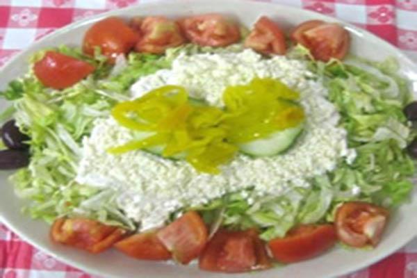 Crazzy Greek 2 Greek Salad