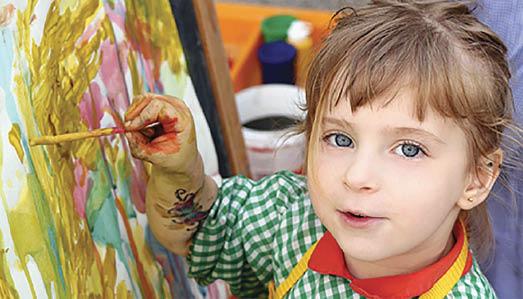 Create! Art Center - Kent, WA - Summer art classes for kids ages kindergarten through 10th grade - have fun with art - art fun for children - Create! Art Center Summer Art Camp