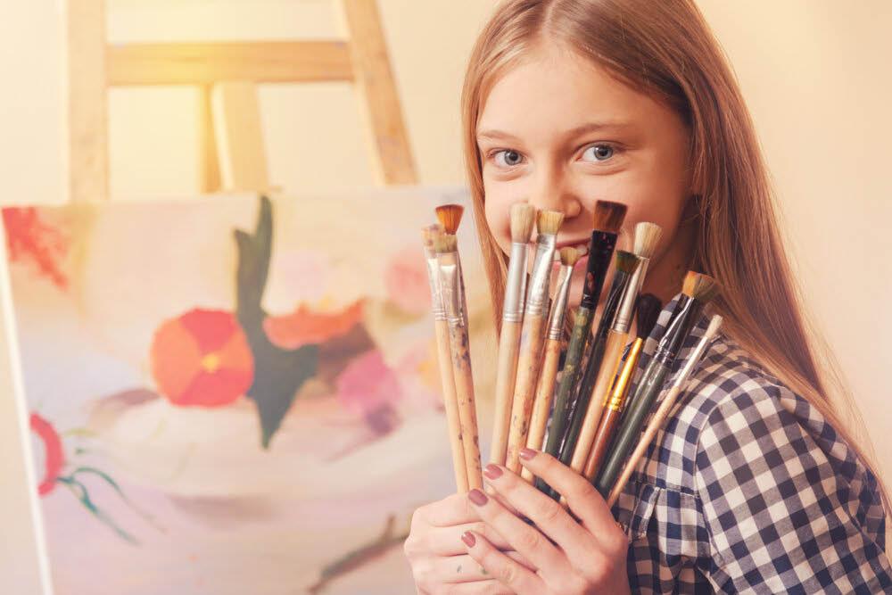 Create & Gogh - Graham, Washington - arts & crafts studio - art classes near me - arts & crafts classes near me - painting classes near me